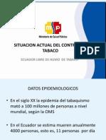 EpidemiologiaTabaco Ecu 2013