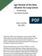 Jurnal Reading,TNM Kanker Paru