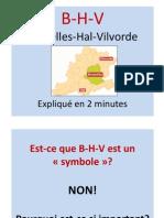BHV expliqué en 2 minutes