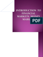 Chapter -1 Introduction to Financial Markets Session 1 to 3