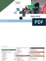 Delphi Passenger Car Light Duty Truck Emissions Brochure 2012 2013
