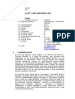 Silab.ucv Med Legal y Psiq Forense 2012