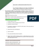 Instalacion y COnfiguracion de UN controlador de Dominio o LDAP integral por steven jokings