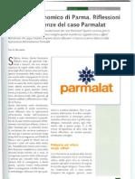 Il destino economico di Parma. Riflessioni sulle conseguenze del caso Parmalat