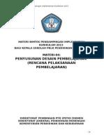 Materi_04_Penyusunan Desain Pembelajaran (RPP)