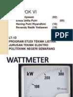 Wattmeter (1)