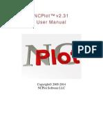 NC Plot Manual v2.31