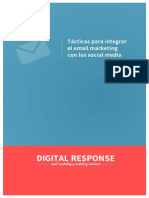 Integración de Email Marketing con Social Media