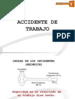 Accidented e Trabajo