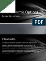 Instrumentos Ópticos