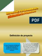 Introduccion Formulacion y Evaluacion de Proyectos