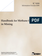Handbook for Methane Control in Mining