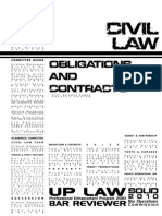 UP 2010 Civil Law Obligations and Contracts-libre