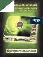 Panduan Pelaksanaan Sistem Manajemen Sarana Prasarana-UNPAB