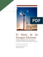 El Futuro de Las Energías Eficientes