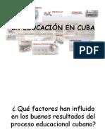 Educaion en Cuba Santos Soubal