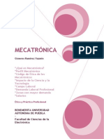 MECATRÓNICA etica