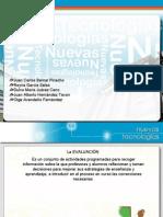 evaluacion clasificación tipos