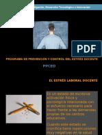Presenta Stress Docente2