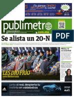 Periodico Publimetro México