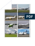 Aerolineas española 2010