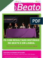 """Edição de Novembro e Dezembro do Boletim Informativo """"O Beato"""""""