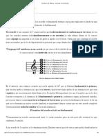 Cuaderno de Música_ ~Acordes e Inversiónes