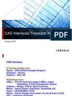 Cad Interface