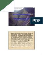 Planta hidroeléctrica y sus componentes
