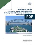 Virtual Arrival Information Paper-Intertanko