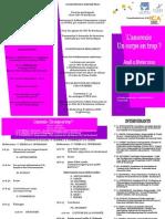 Programme 11 fevrier