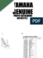 Wr200r_ Manual Partes