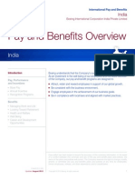 Pay and Benefits India