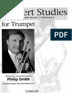 57232889 Concert Studies for Trumpet Phil Smith