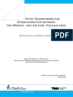 A Solid-State Transformer for Interconnection Between the Medium- And the Low-Voltage Grid Aniel_Shri_-_MSc_Thesis