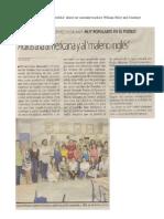 A Newspaper Article In