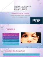 Datos Epidemiológicos Chagas