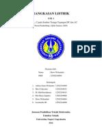 JOB 4 Beban R, L, C pada Sumber Tenaga Tegangan DC dan AC