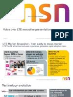 Volte Executive Presentation 2013