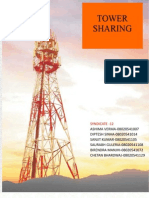 Tower Sharing WHITE PAPER