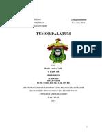 Laporan Kasus Tumor Palatum Docx