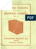 (1918) Picture Taking With the Brownie Camera