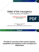 Afghan Insurgency (COL Thompson) - 10 DEC 09