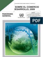 Informe sobre el Comercio y el Desarrollo, año 2009