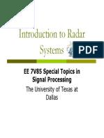 UT Dallas Syllabus for ee7v85.002.08f taught by Mohammad Saquib (saquib)