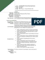 UT Dallas Syllabus for cs6378.002.08f taught by Ravi Prakash (ravip)