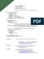 UT Dallas Syllabus for cs7301.002.08f taught by Murat Kantarcioglu (mxk055100)