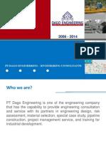 Company Profile PT. Dago Engineering