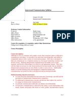 UT Dallas Syllabus for comm3311.001.08f taught by Kathy Lingo (klingo)