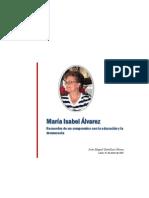 María Isabel Álvarez